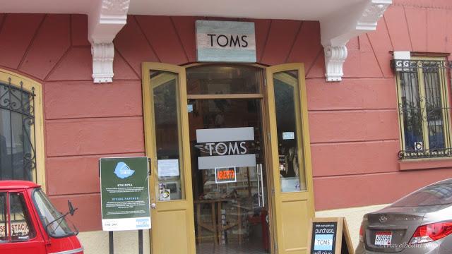 Casco Viejo Panama City, Panama - Toms Store