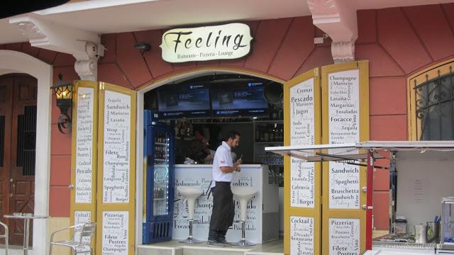Casco Viejo Panama City, Panama - Feeling Restaurante