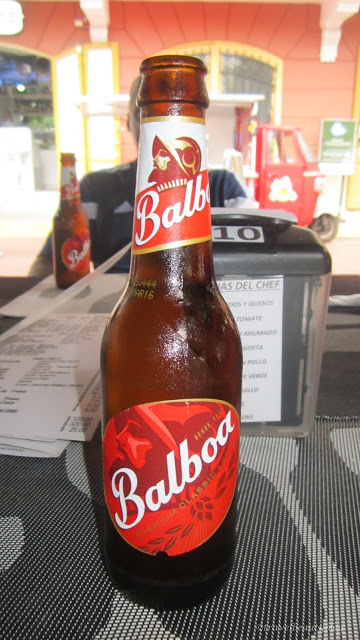 Casco Viejo Panama City, Panama - Balboa Beer
