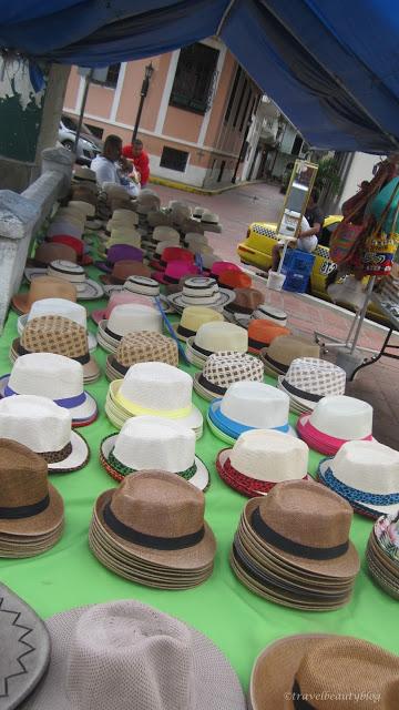 Casco Viejo Panama City, Panama - Panama Hat
