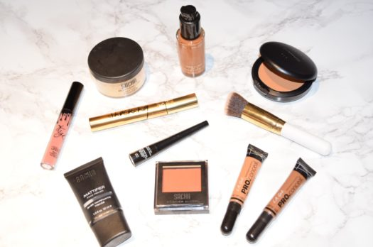 Everyday Cosmetics Beauty Favourites