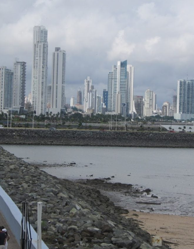 Beautiful Views Of The Largest Waterfront In Panama