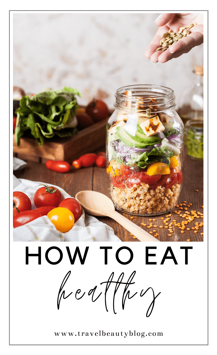 How To Start And Maintain A Healthy Diet