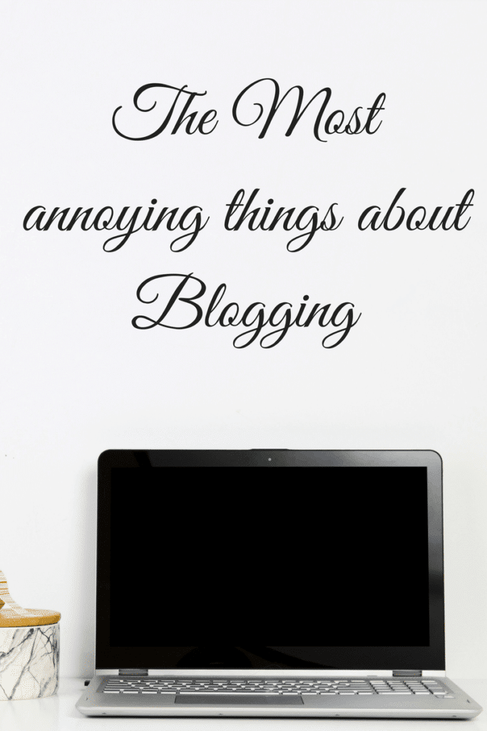 Blogging - The Most Annoying Things About Blogging | Travel Beauty Blog