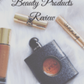 YSL Beauty Products Review: Foundation, Shocking Mascara, Opium Perfume and Lipstick