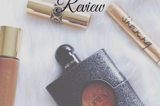 YSL Beauty Products Review: Foundation | Mascara | Perfume | Lipstick
