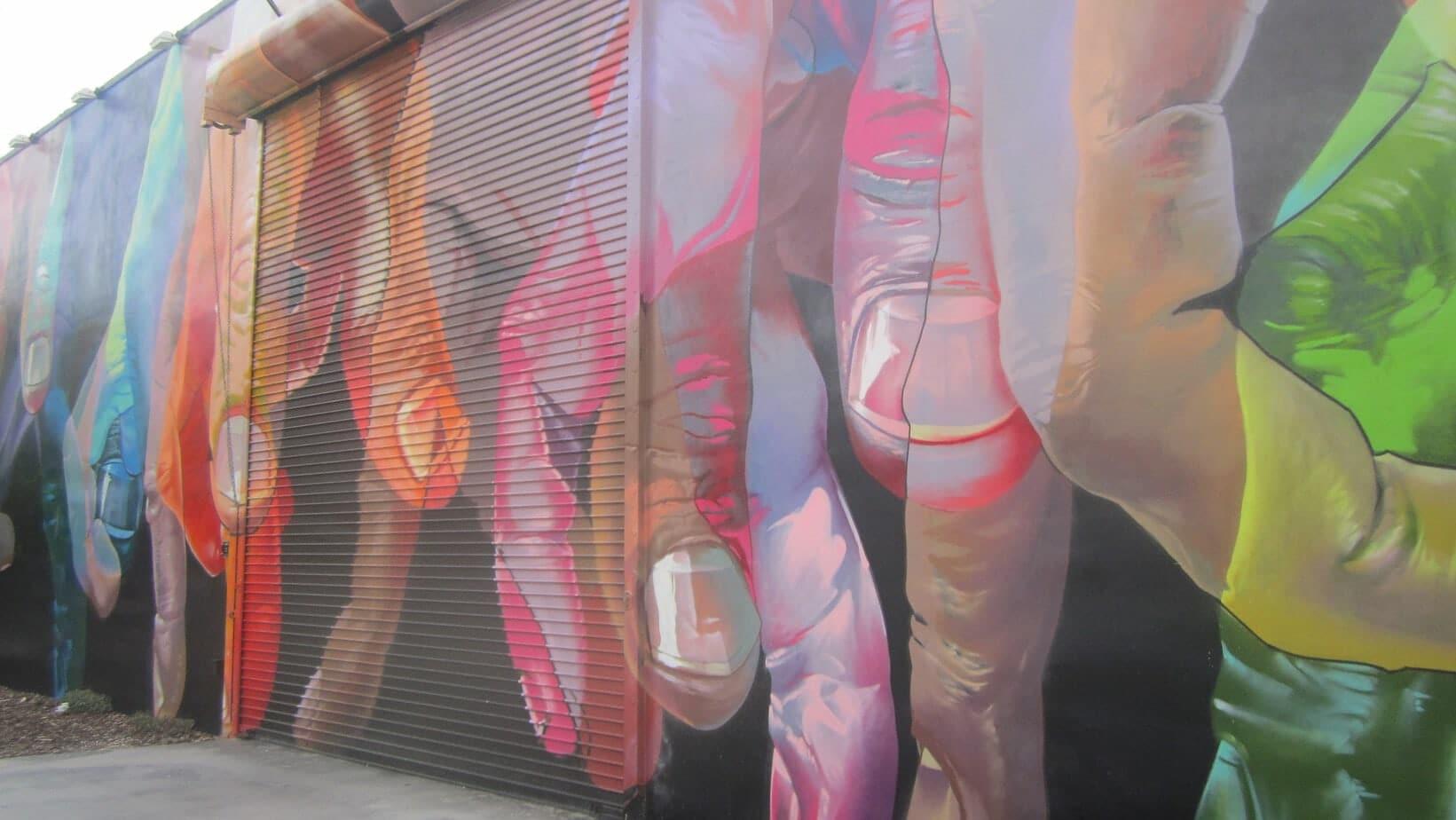 Wynwood Mall Museum Miami | Travel Beauty Blog | Museums | Street Art | Wynwood Walls | Graffiti | Graffiti Walls | Art | Painting | Outdoor Museum | Museums | Art Museums | Street Art
