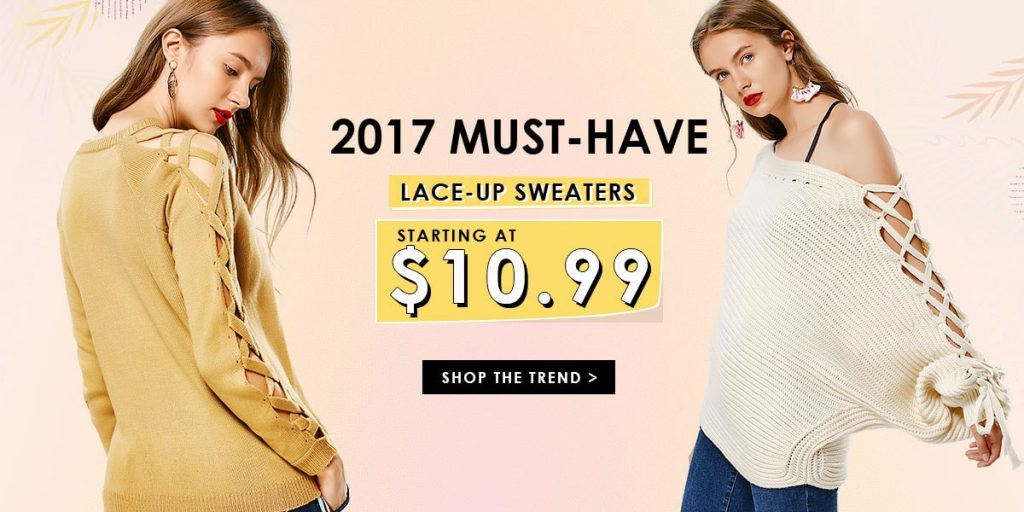 Cute Sweaters For Fall | Sweater Season | Fall Sweaters | 3 Cute Sweaters I Want The Most From Zaful | Cute Sweaters | Travel Beauty Blog