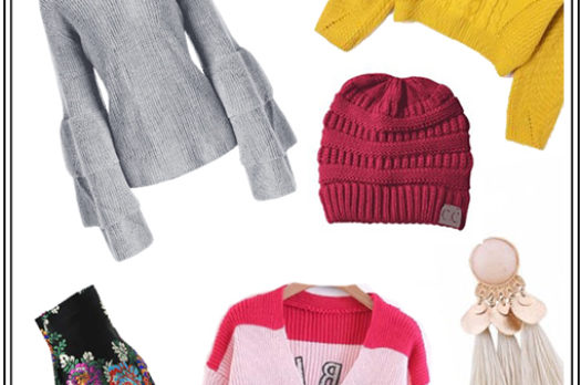 3 Cute Sweaters I Want The Most From ZAFUL