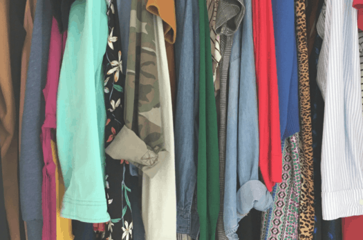 How To Easily Organise Your Wardrobe