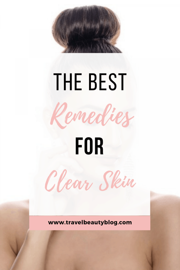 The Best Remedies For Clear Skin | Skin Care | Beauty | Beauty Products | Skin Care Routine | Skin Care Remedies | Skincare | Cosmetics | Face Masks | Face Cleansers | Detox | Serums | Restore Masks | Clear Masks