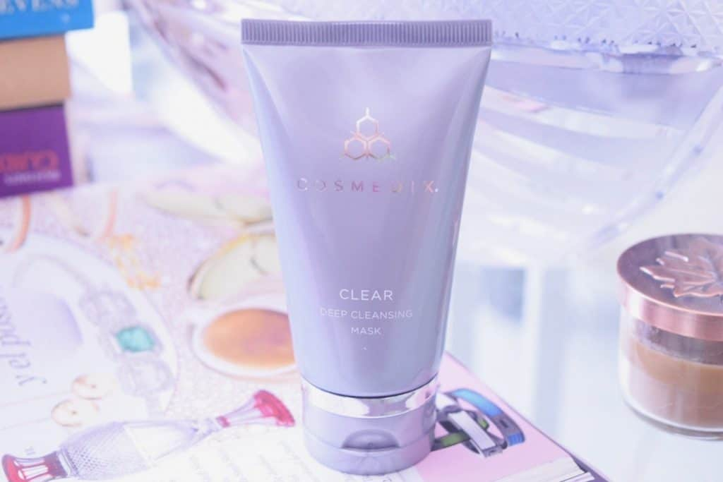Brand | Cosmedix Why You Should Be Excited About Cosmedix Skincare | Skincare | Beauty Products | Beauty Products | Cleansers | Toners | Cosmedix Product Review | Skin Care | Face Care | Travel Beauty Blog | Product Reviews | Skin Treatments | Clear Deep Cleansing Mask