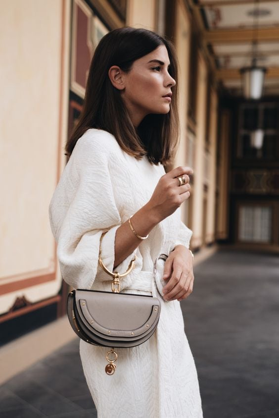 5 Chic Bags I Am Absolutely Loving Right Now | Chic Bags | Bucket Bags | Box Bags | Circle Bags | Belt Bags | Fanny Packs | Travel Beauty Blog #designerbags #classicbags #chicbags