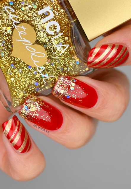 nails for new years eve