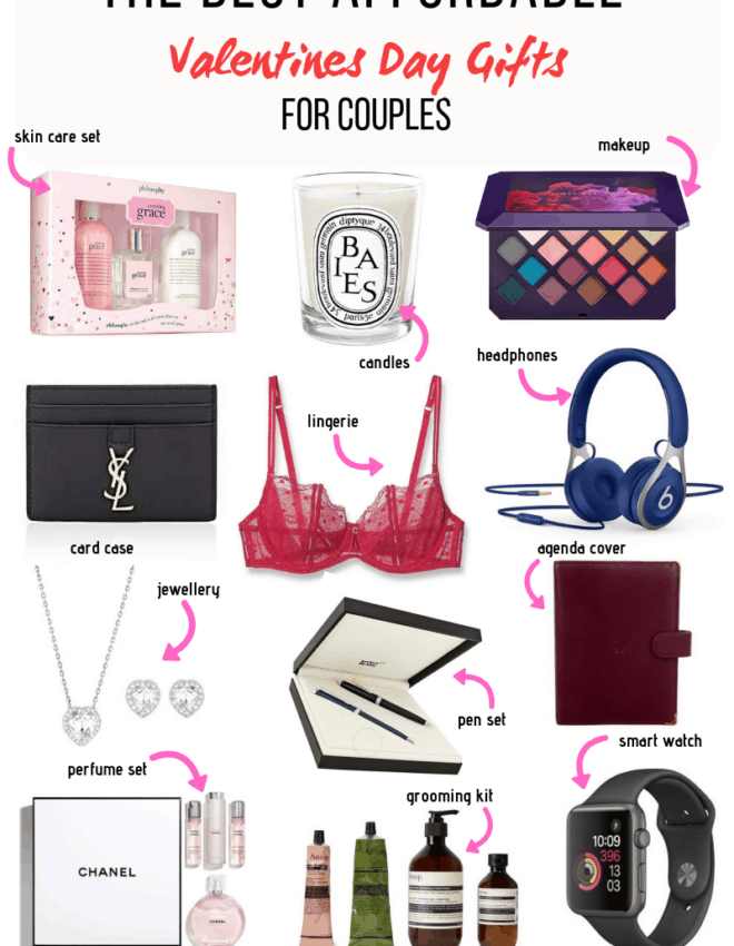 The Best Affordable Valentines Day Gifts For Couples