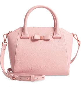 Ted Baker Janne Pebbled Leather Tote | Nordstrom Winter Sale | Travel Beauty Blog