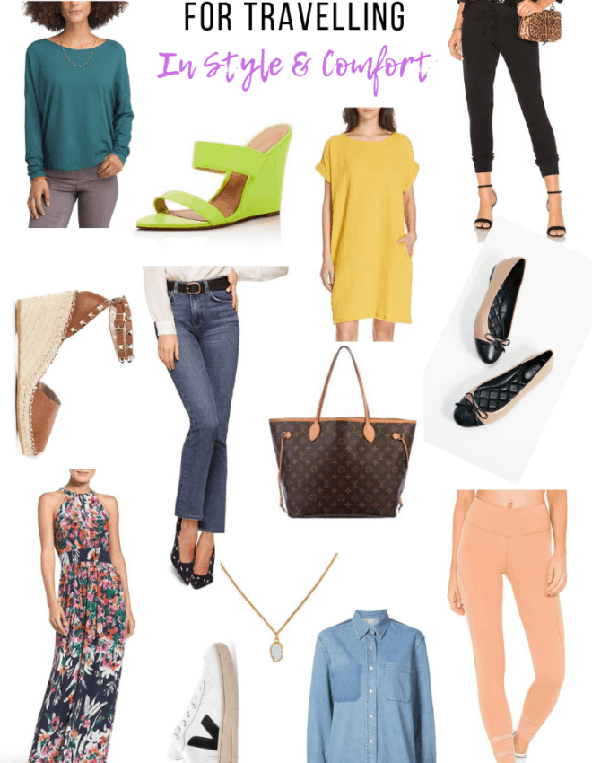 The Best Outfits For Travelling In Style And Comfort