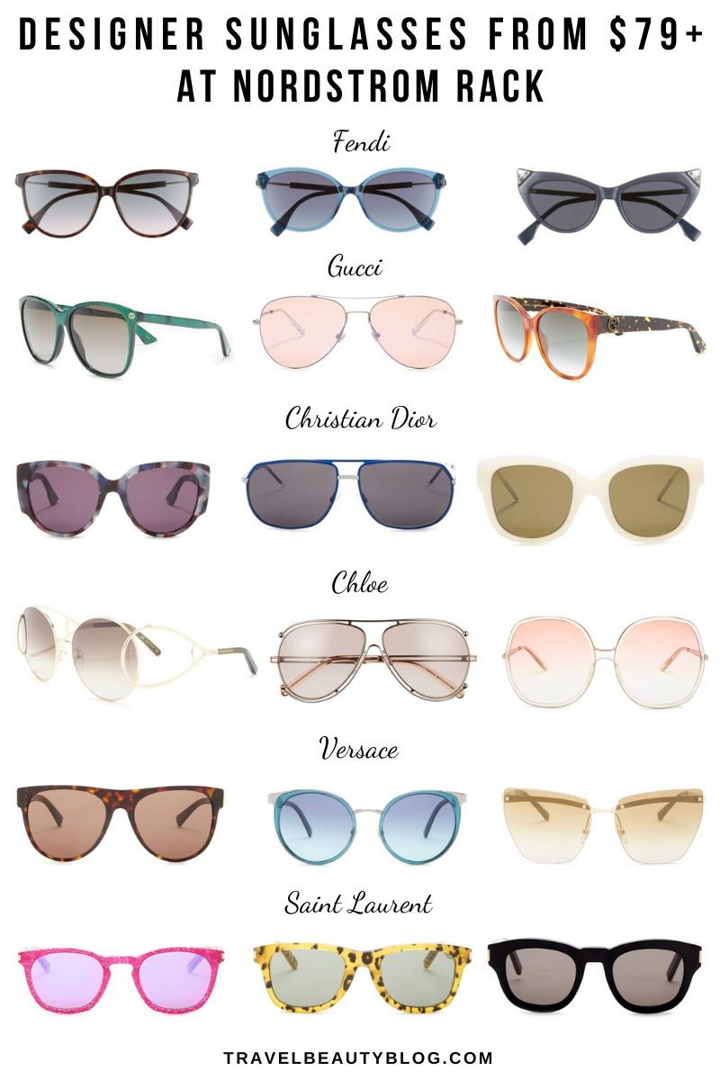 Cheap Designer Sunglasses At Nordstrom Rack - Travel Beauty Blog