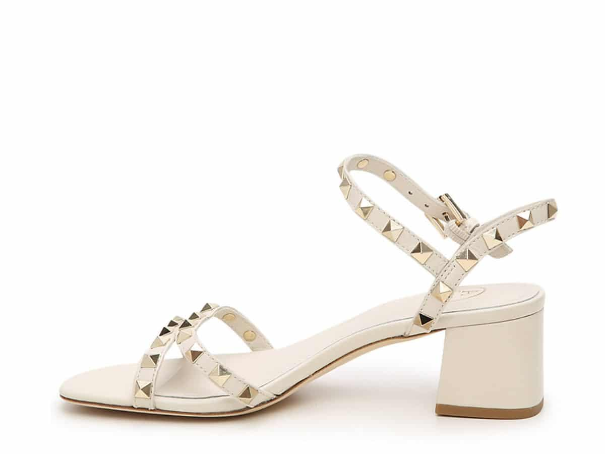 Valentino Dupe Sandals | Travel Beauty Blog