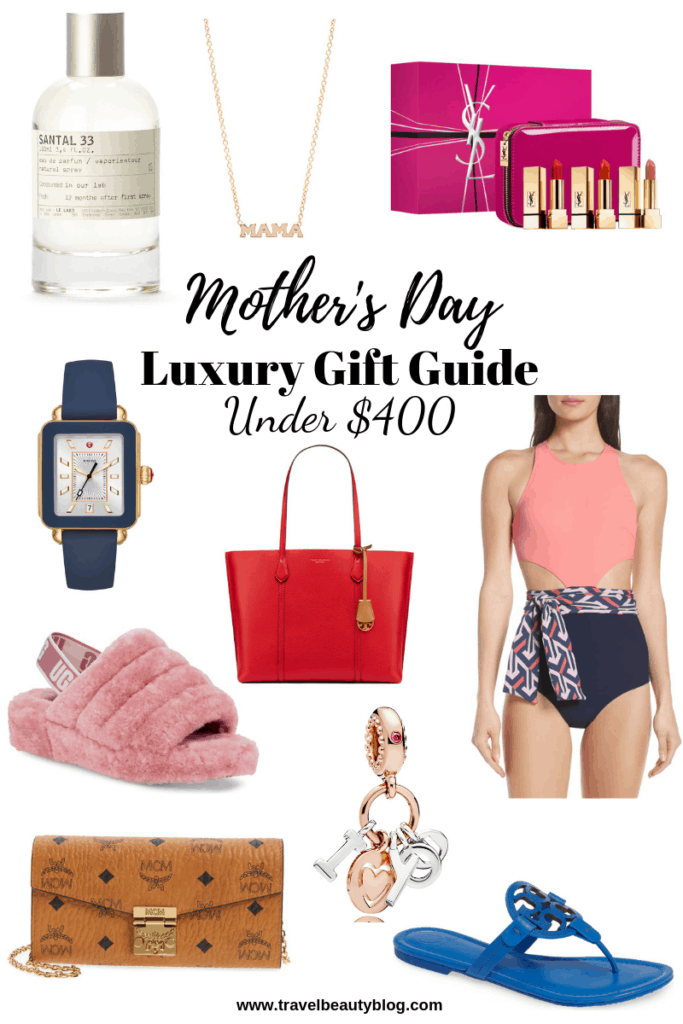 Luxury Gift Guide For Mothers Day 2019 | Travel Beauty Blog | Mothers Day Gifts | Gift Ideas For Her | Luxury Gifts