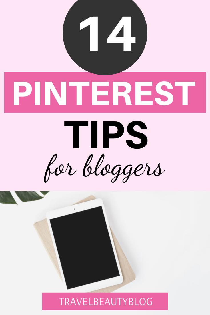 14 Pinterest Mistakes You Need To Stop Making By Implementing These Pinterest Strategies On Your Account and Blog | Travel Beauty Blog