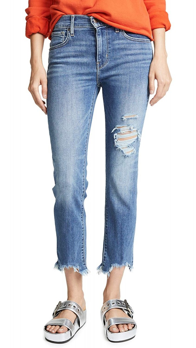 Amazon Prime Day Get Ready For The Best Sale 2019 | Travel Beauty Blog | Amazon Prime Day 2019 | Straight Crop Levis Womens Jeans