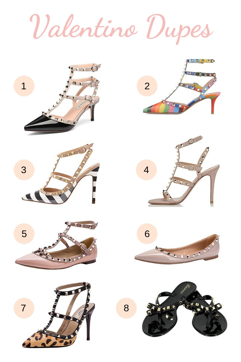 Best Valentino Dupes 2019 | Travel Beauty Blog