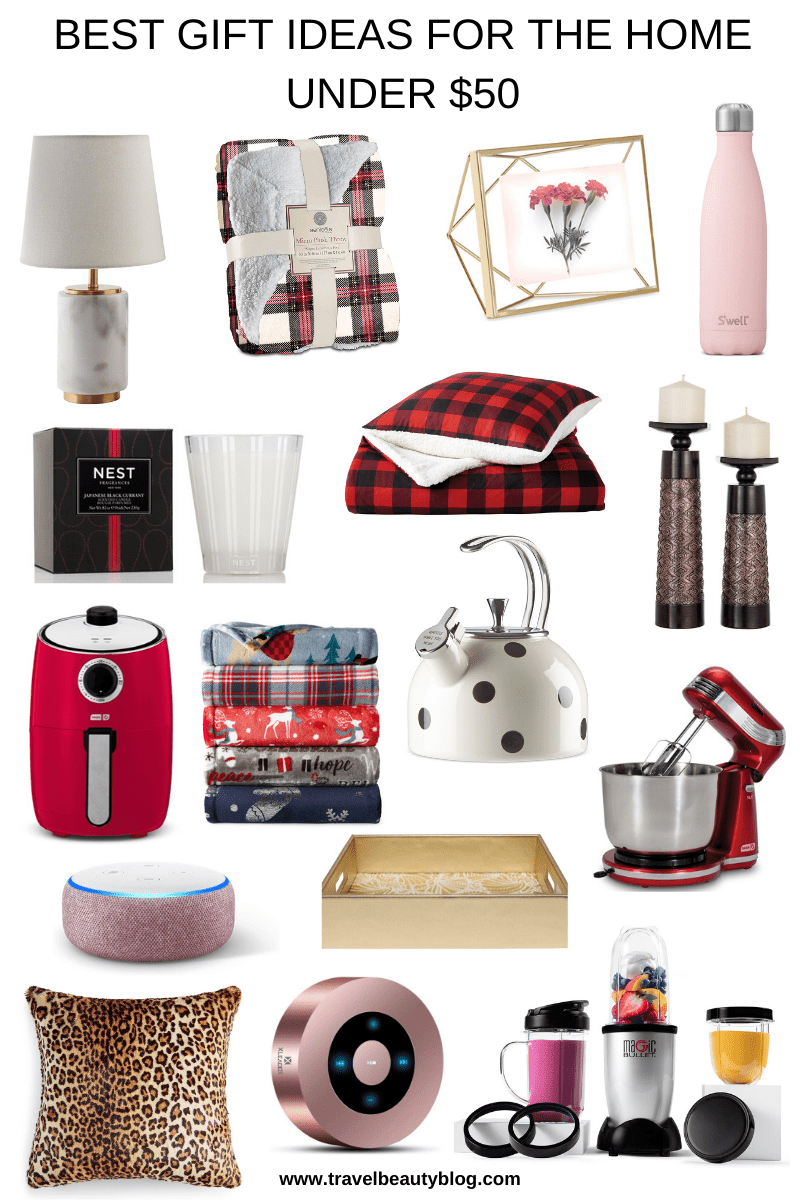 The Best Christmas Gift Ideas For The Home 2019