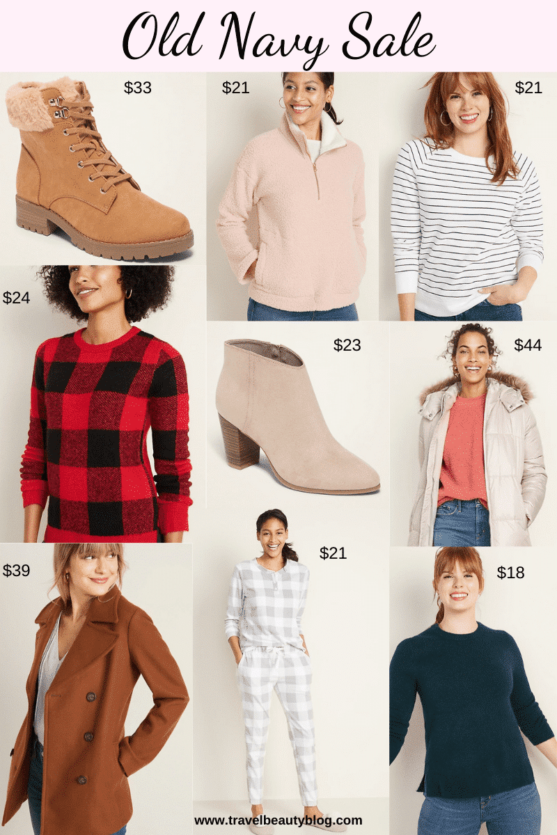 The Best Of The Old Navy Sale 2019 | Travel Beauty Blog