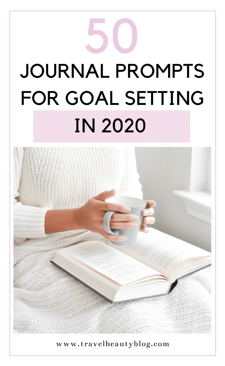 50 Journal Prompts To Have An Amazing Year | Journal Prompts for goal setting, self discovery and self care