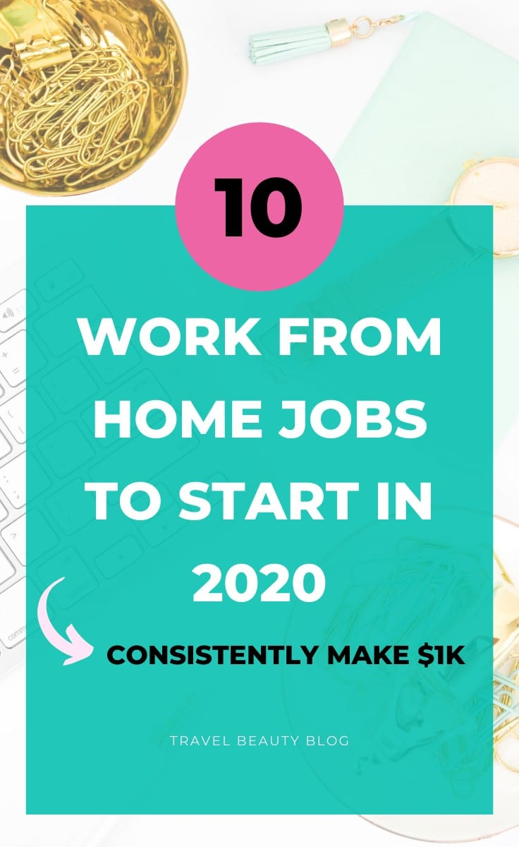 6 Of The Most Desirous Part Time Jobs From Home