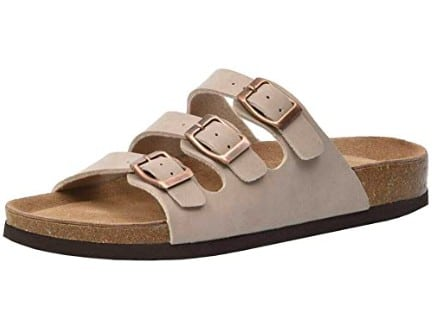 A Guide To The Best Knock Off Birkenstocks | Birkenstock Florida Dupe Sandals