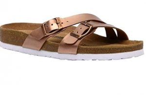 A Guide To The Best Knock Off Birkenstocks | Birkenstock Yao Hex Dupe Sandals