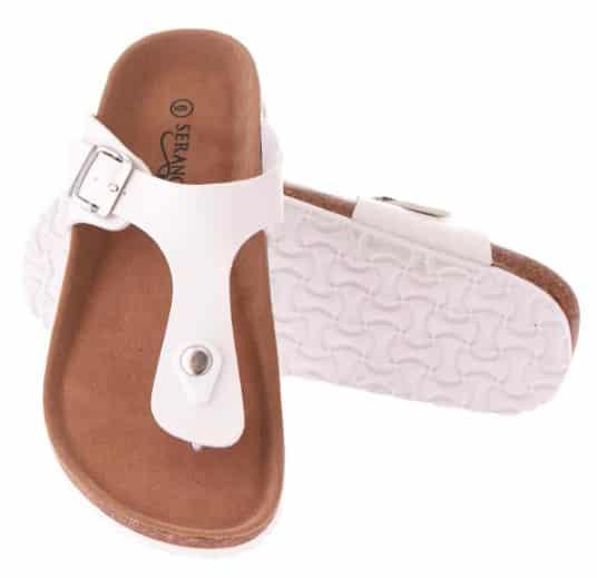 Birkenstock Gizeh Dupe Sandals