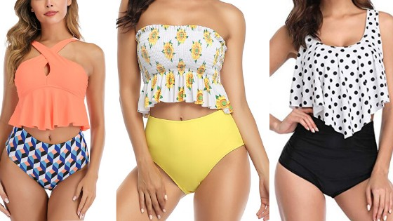 Amazingly The Best Swimsuits To Hide Your Tummy | Best Swimsuits To Hide Tummy Bulge | Travel Beauty Blog