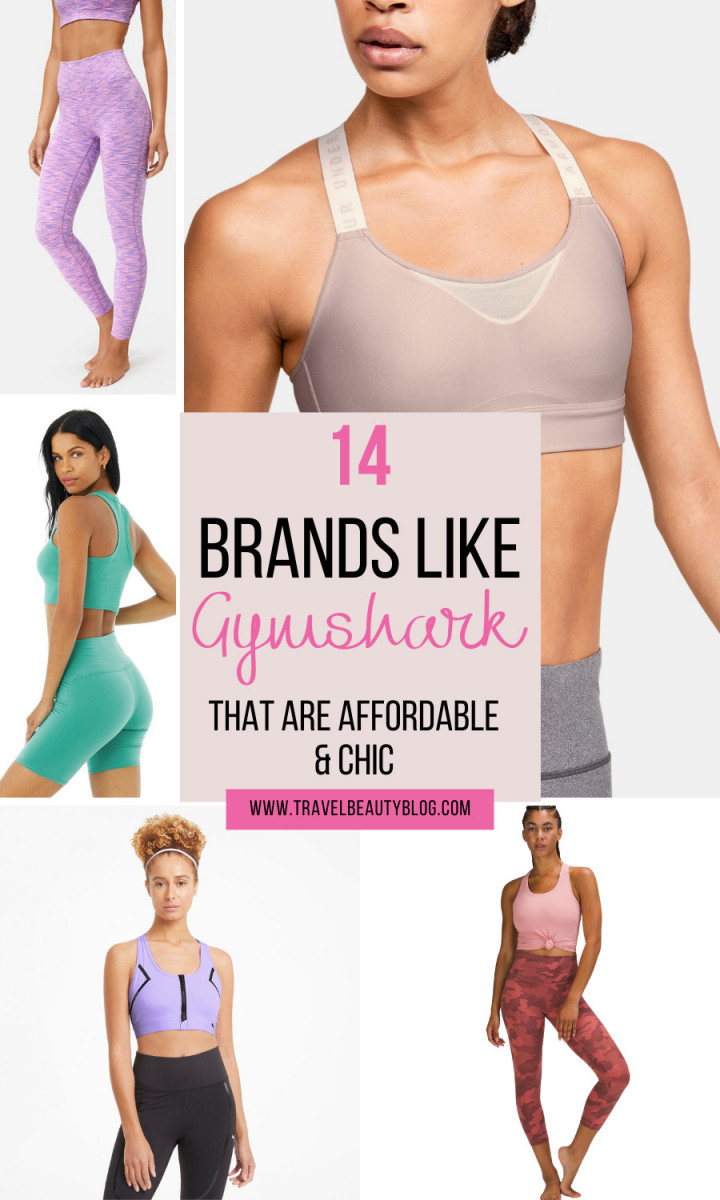 14 Fitness Brands Like Gymshark That Are Equally Amazing | Travel Beauty Blog