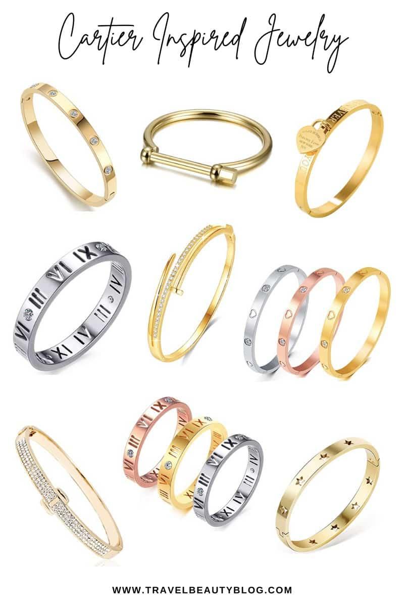 The Best Cartier Inspired Bracelets