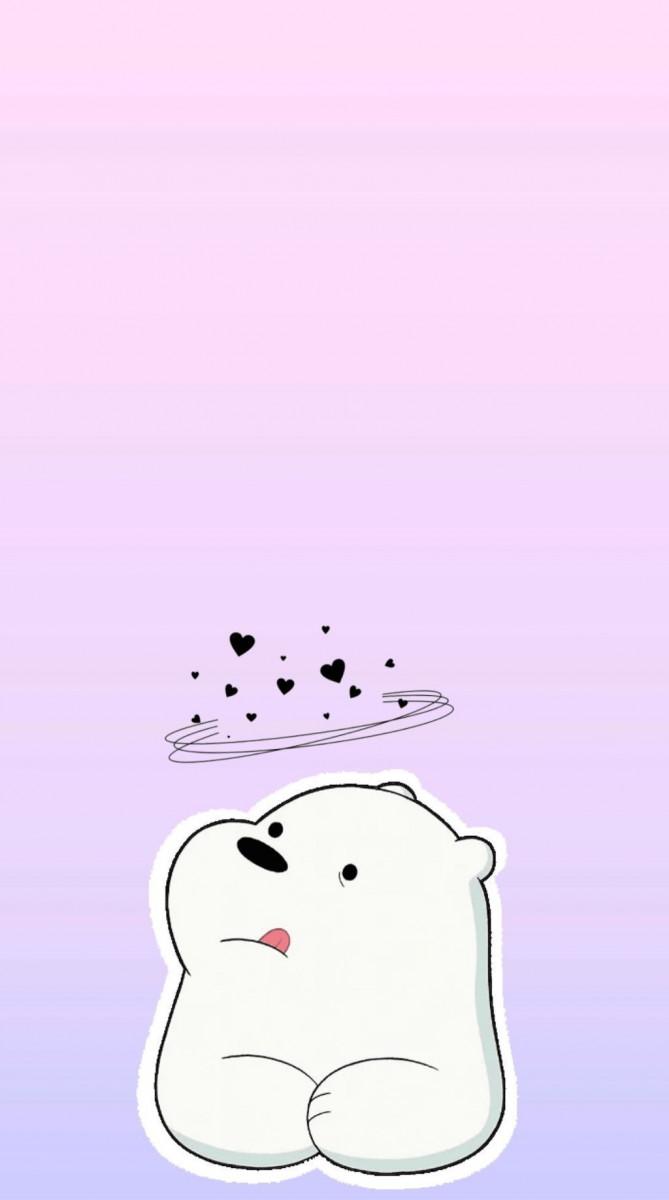 Ice Bear cute Wallpapers