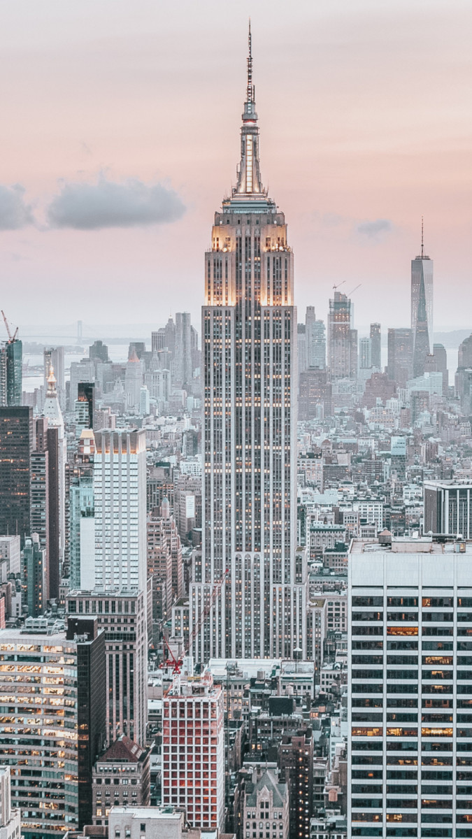 NYC aesthetic cute wallpapers
