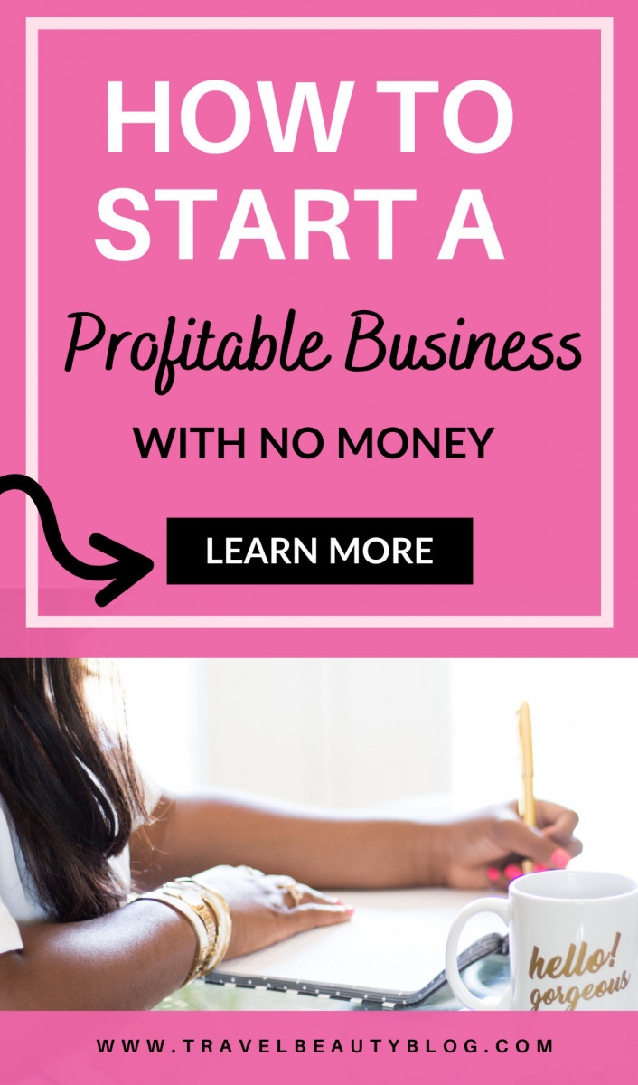 How To Start A Business With No Money 1