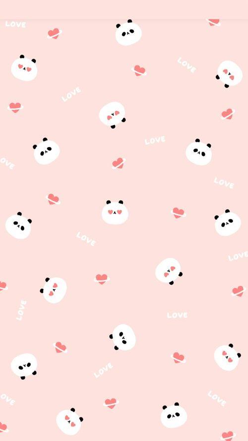 cute patterned wallpaper