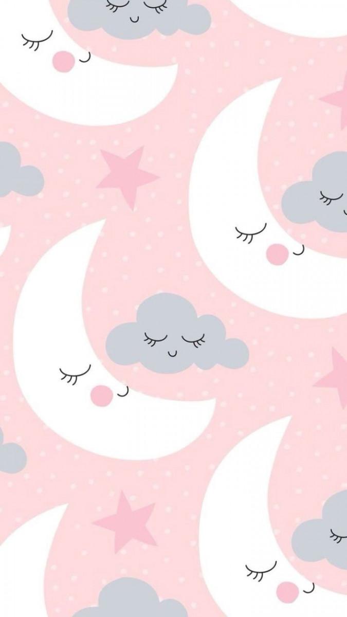 moon cute wallpapers