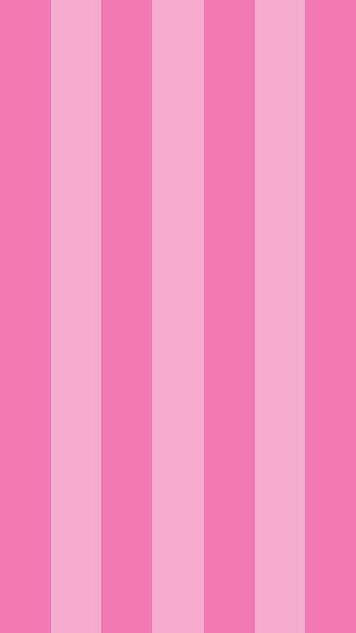 pink stripes cute wallpaper
