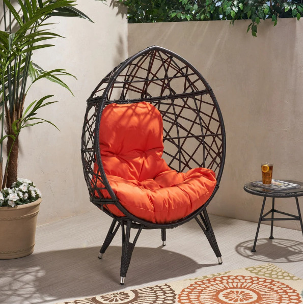 8 Cheap Egg Chairs To Decorate Your Home In 2021 - Travel Beauty Blog
