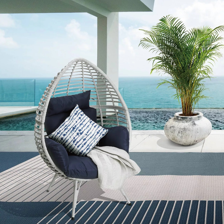 15 Cheap Egg Chairs To Decorate Your Home In 2021 - Travel Beauty Blog